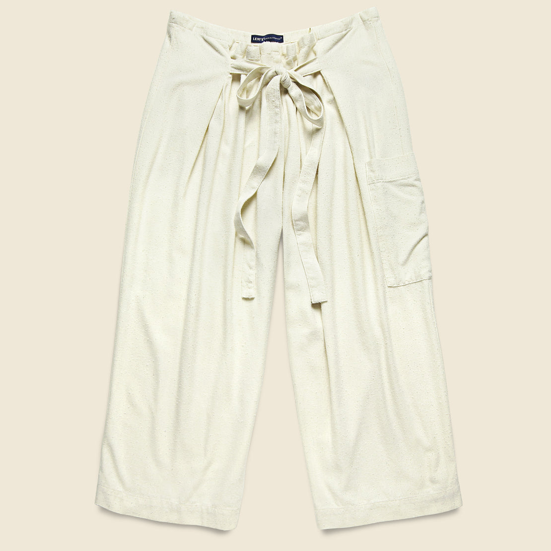 804a41f7f2 Levis Made & Crafted Beach Pant - Pristine Silk ...
