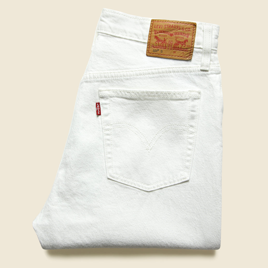 Levis Premium 501 Skinny - In the Clouds