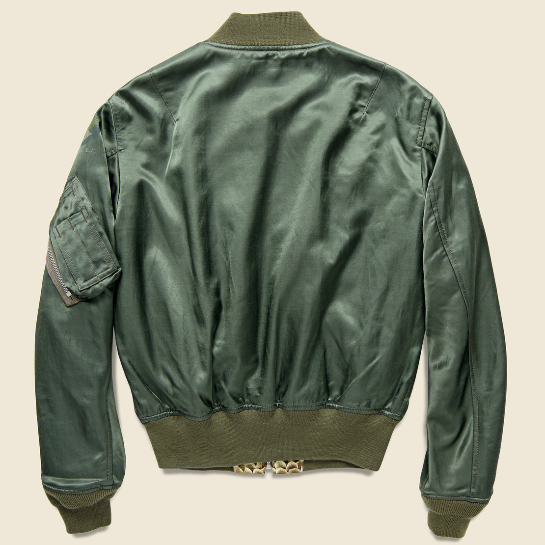 Webster Bomber - Sage