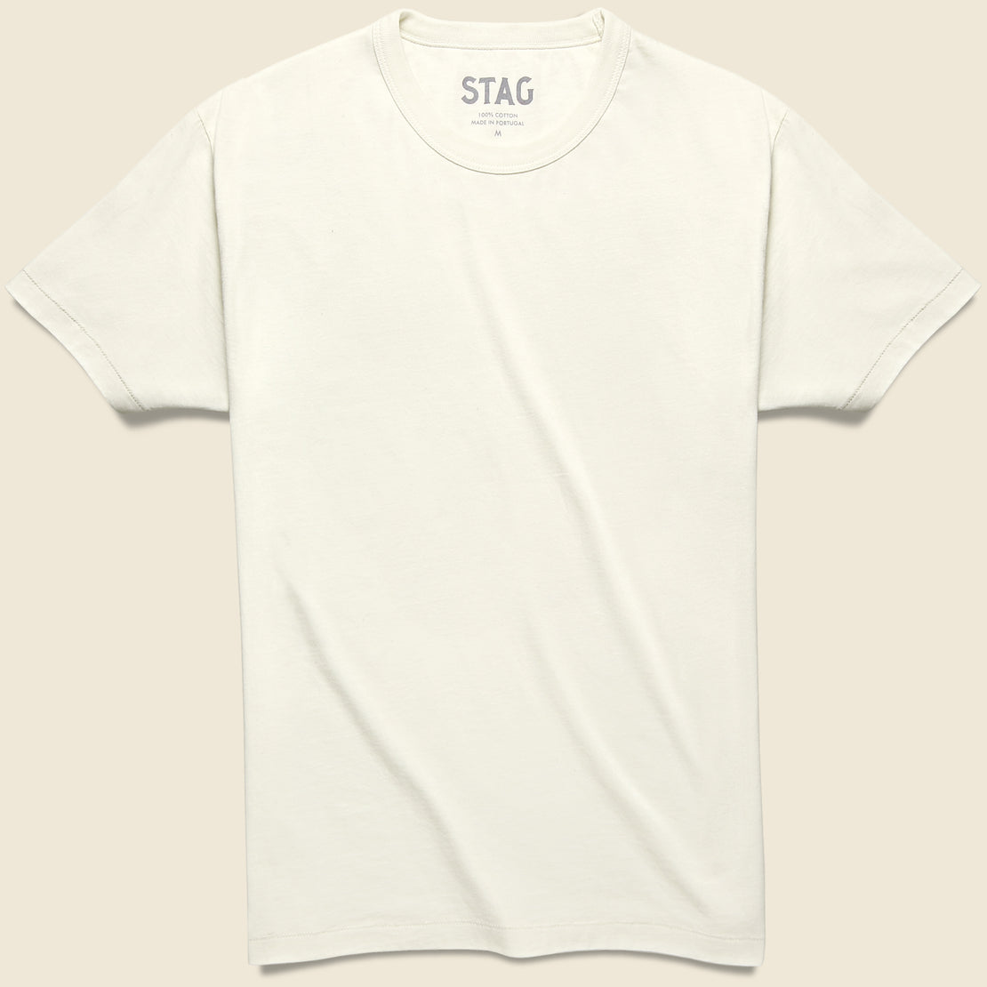 STAG STAG Tee - White