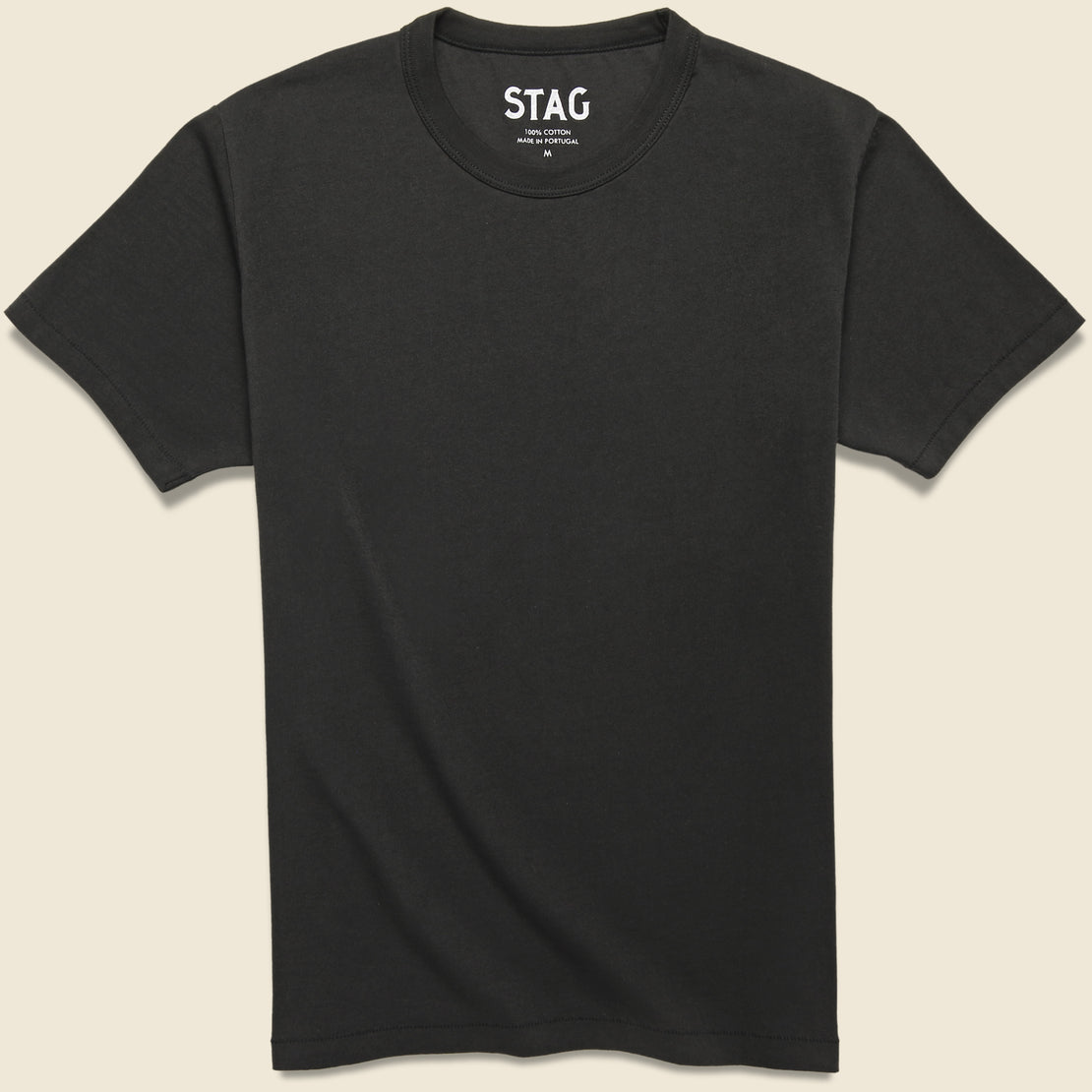 STAG STAG Tee - Black