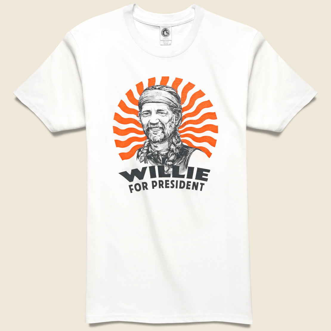 STAG STAG Votes Tee - Willie For President