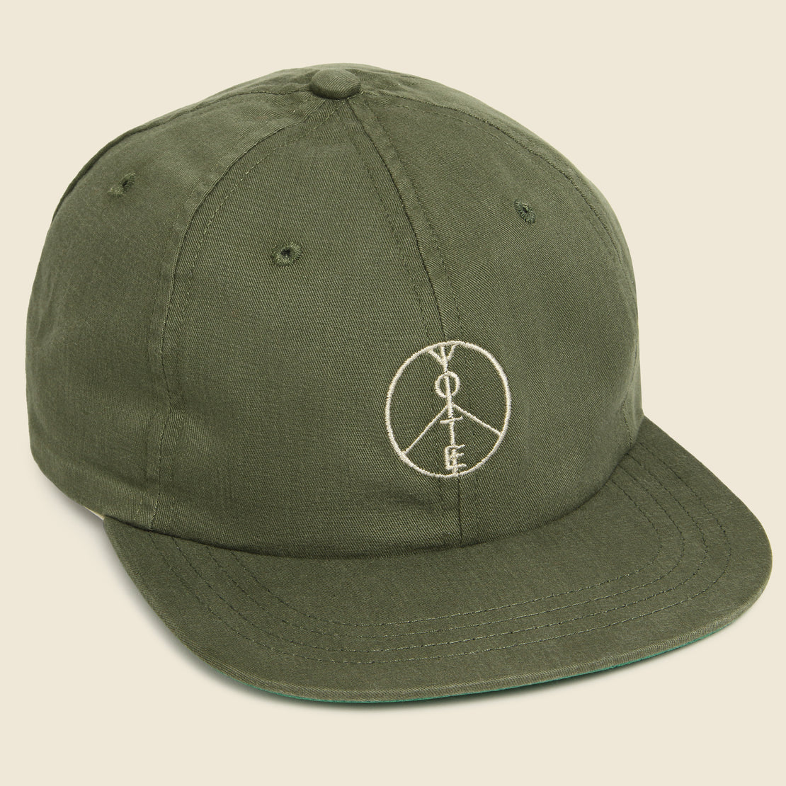 House of LAND STAG Votes Hat - Vote for Peace