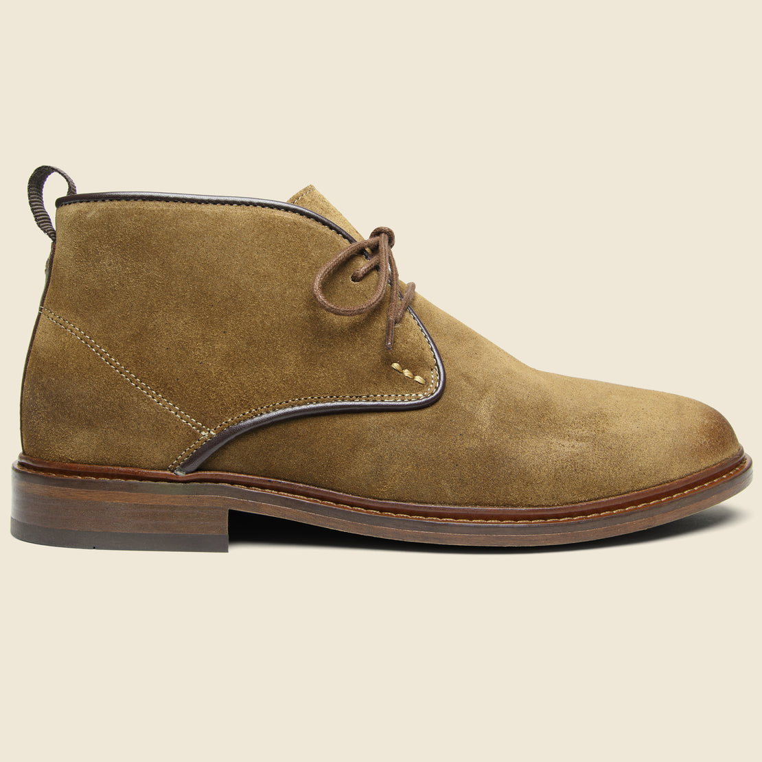 Shoe the Bear Dalton Suede Chukka - Brown