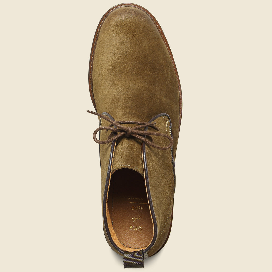 Dalton Suede Chukka - Brown