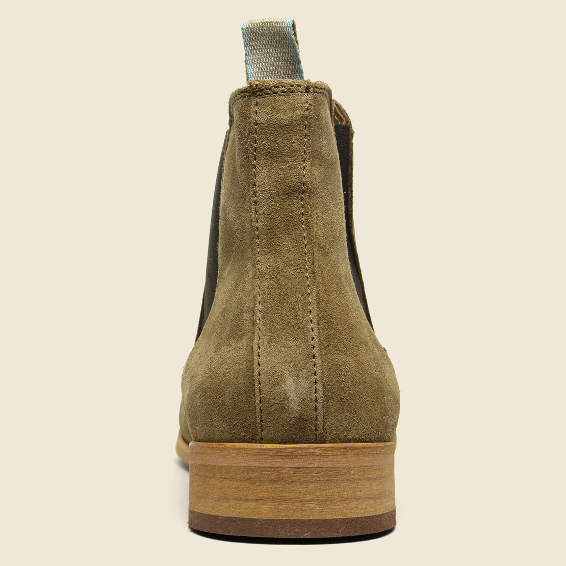Dev Suede Chelsea Boot - Tobacco