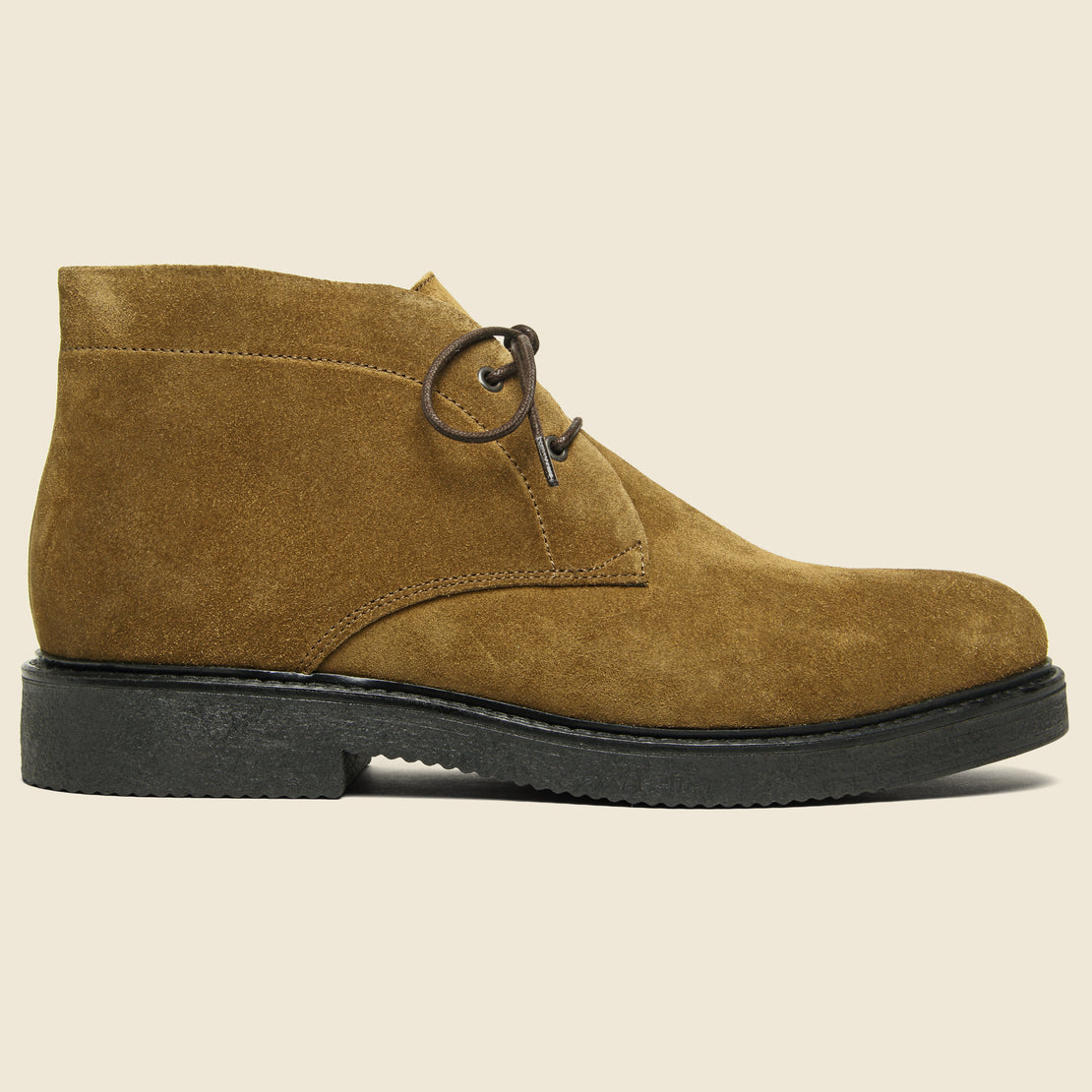 Shoe the Bear Hardy Suede Chukka - Tobacco
