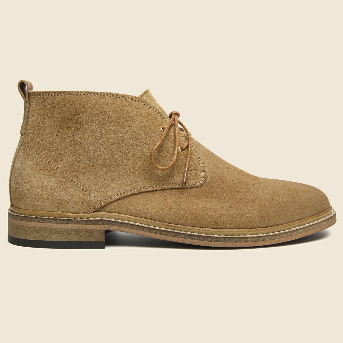 Shoe the Bear Caleb Suede Chukka - Camel