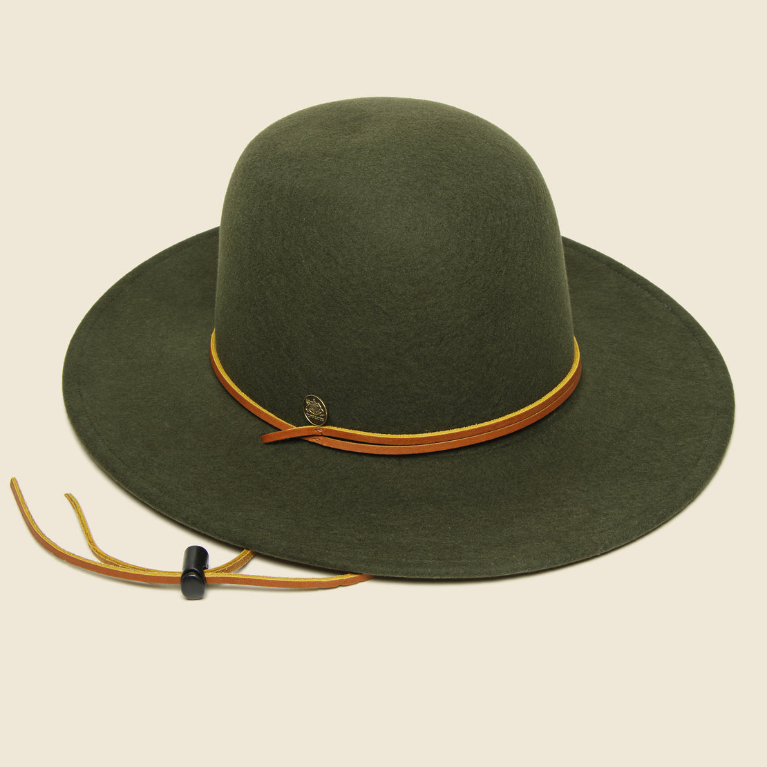 Stetson Beatnik Hat - Forest