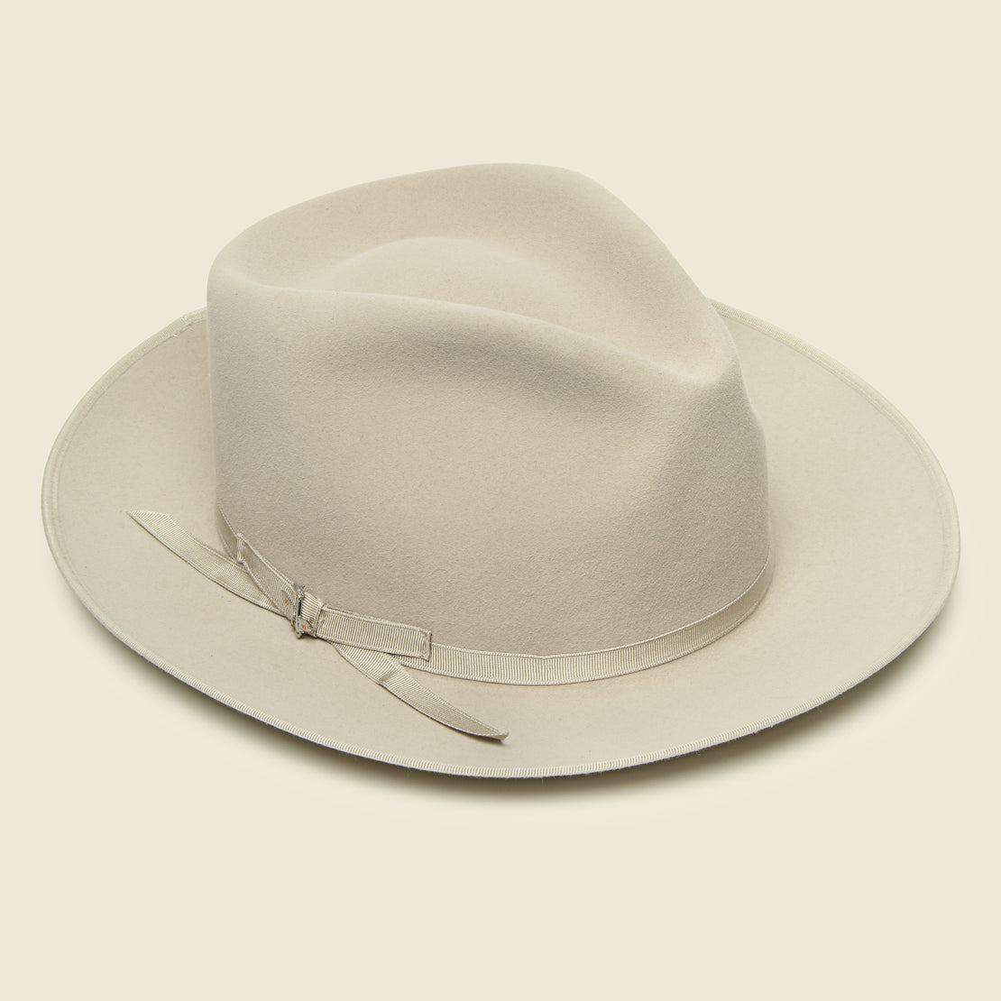Stetson Stratoliner Fedora - Silver Belly
