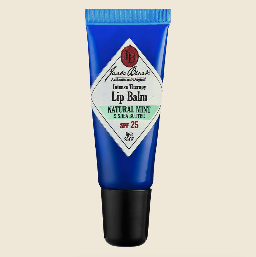 Jack Black Lip Balm - Mint & Shea Butter