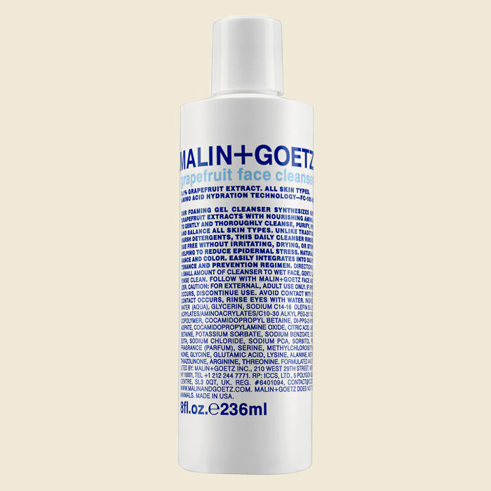 Malin + Goetz Face Cleanser - Grapefruit