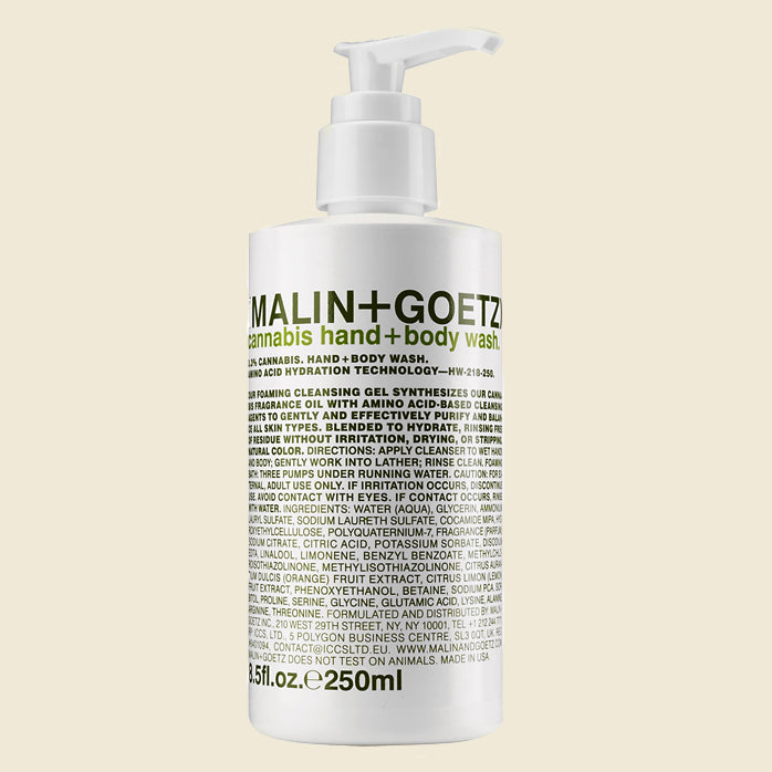 Malin + Goetz Hand + Body Wash - Cannabis