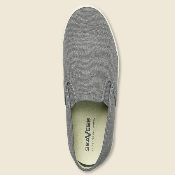Baja Slip On - Grey - Seavees - STAG Provisions - Shoes - Athletic