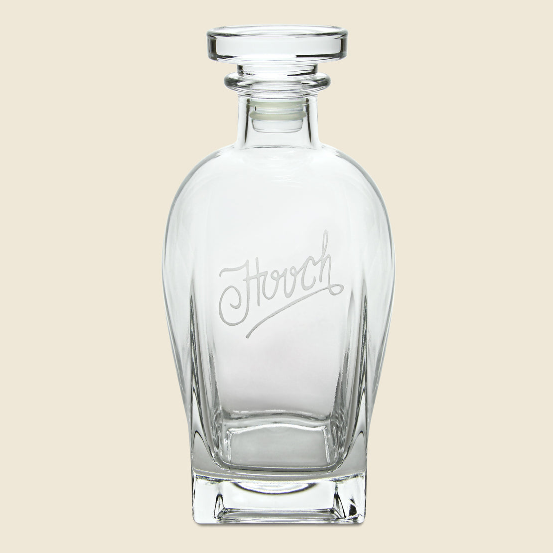 Barware Decanter - Hooch