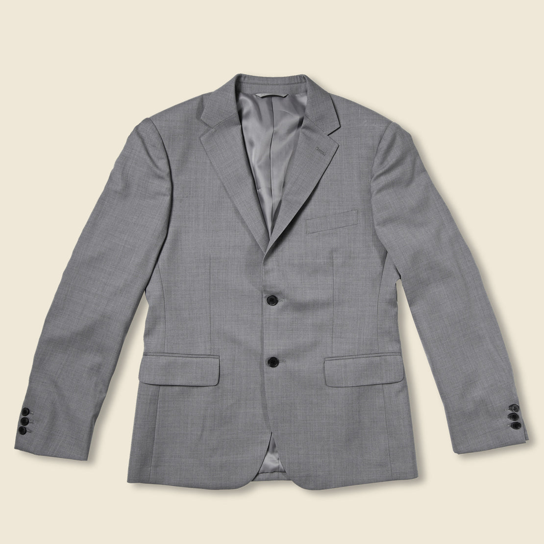 General Assembly Suit Jacket - Grey