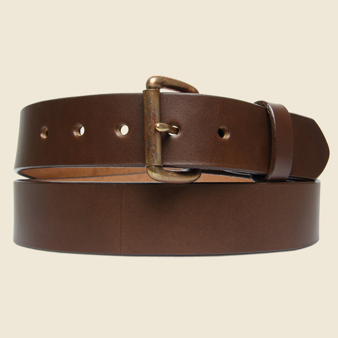 Tanner Standard Belt - Cognac/Copper