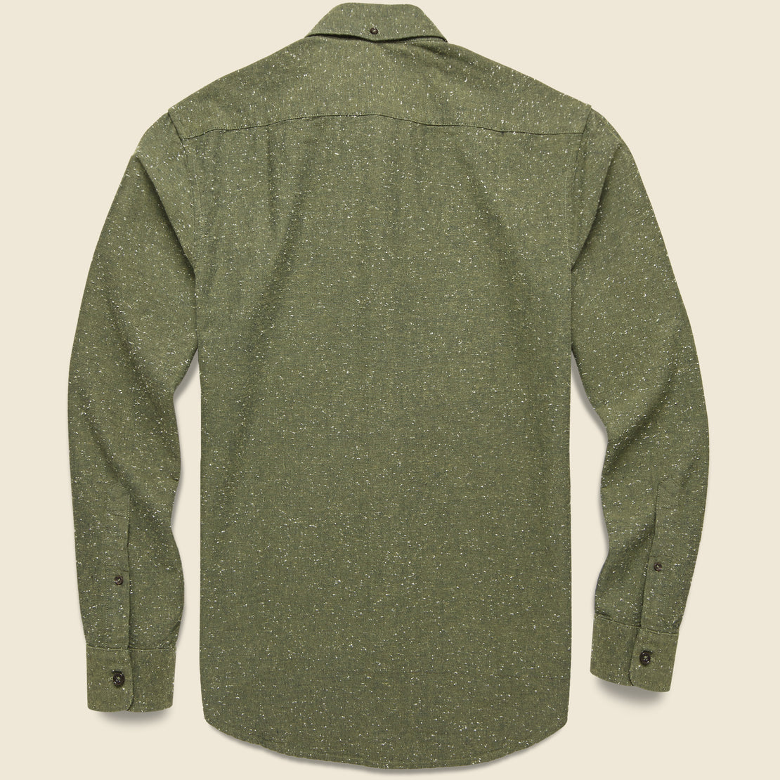 Jack Shirt - Olive Donegal