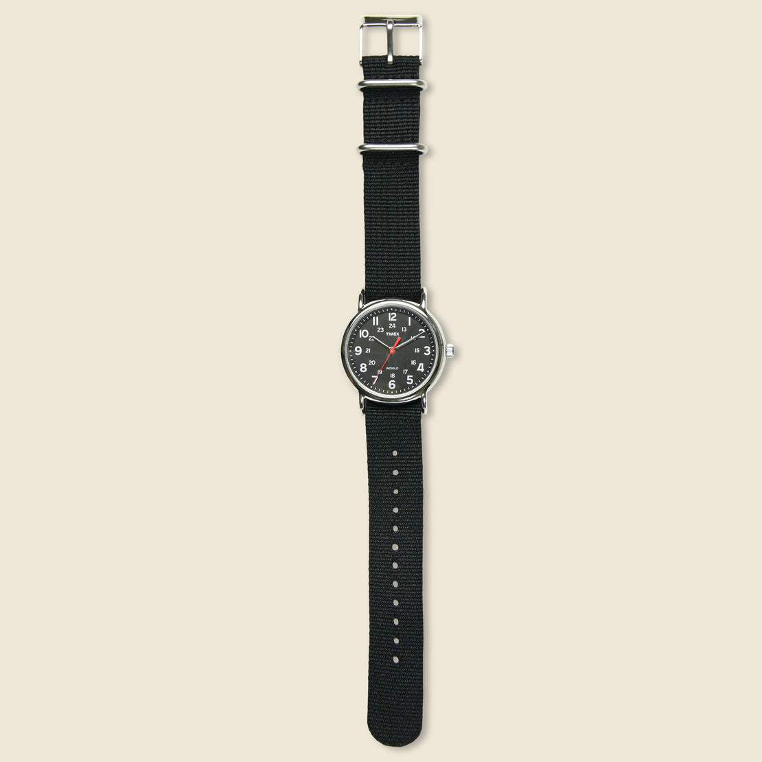 Weekender Watch - Black - Timex - STAG Provisions - Accessories - Watches