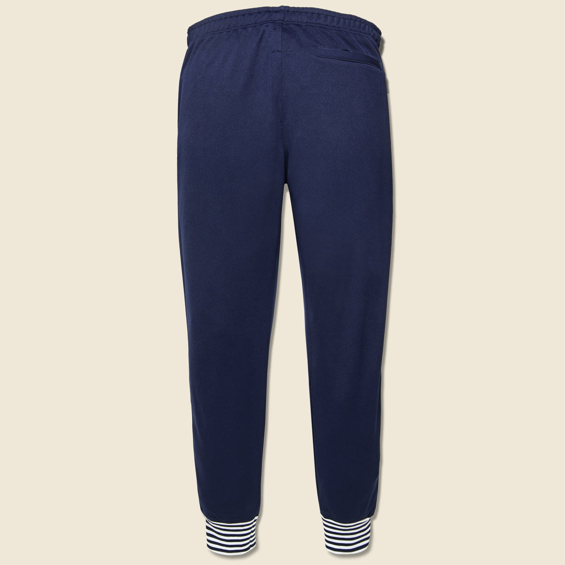 Todd Snyder + Champion - Side Stripe Track Pant - Navy