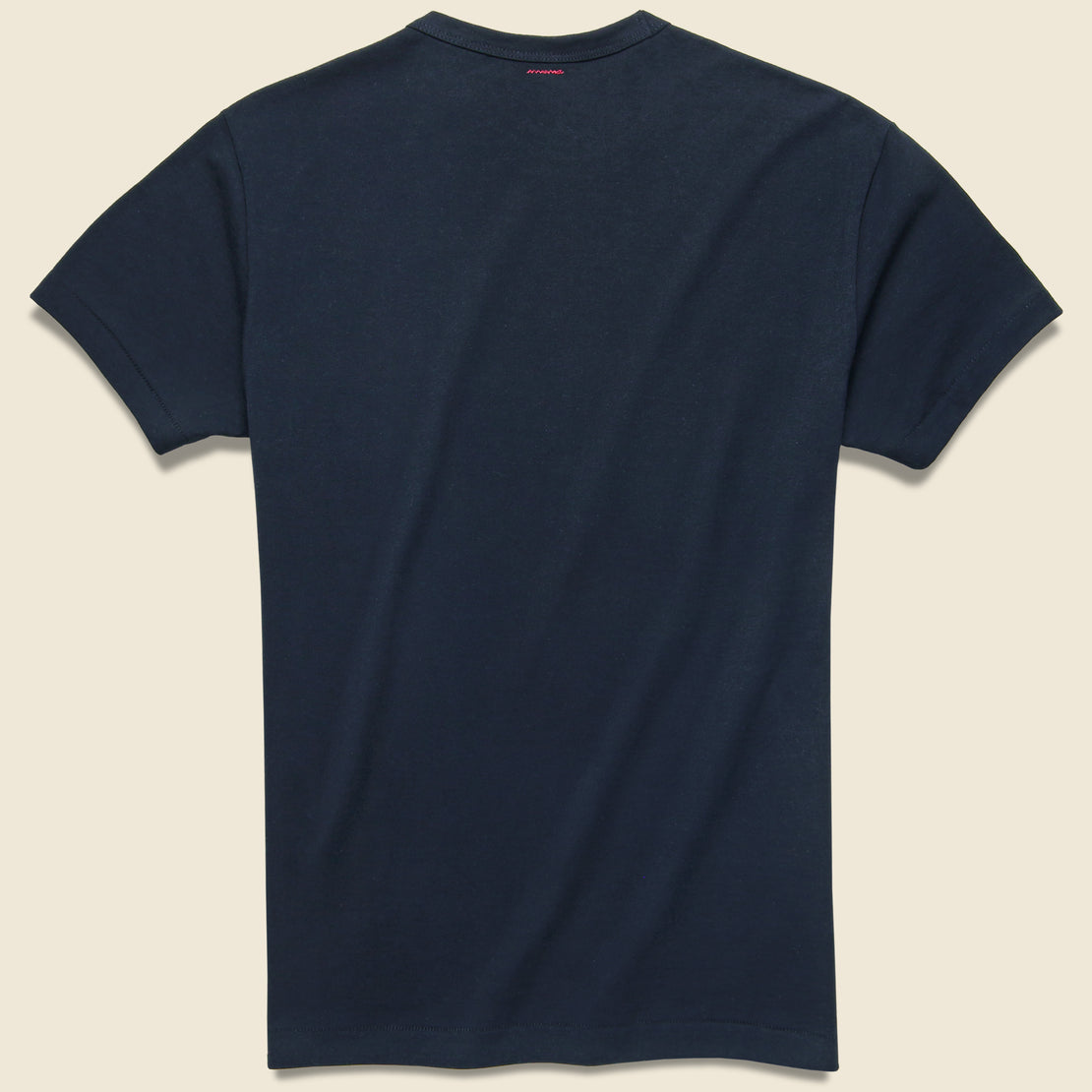 Todd Snyder + Champion - Stacked Champion Tee - Original Navy