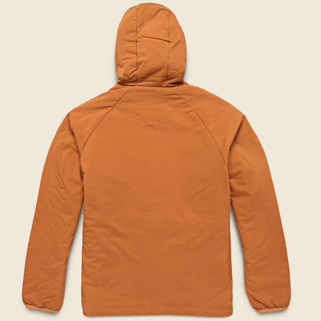 Puffer Hoodie - Clay