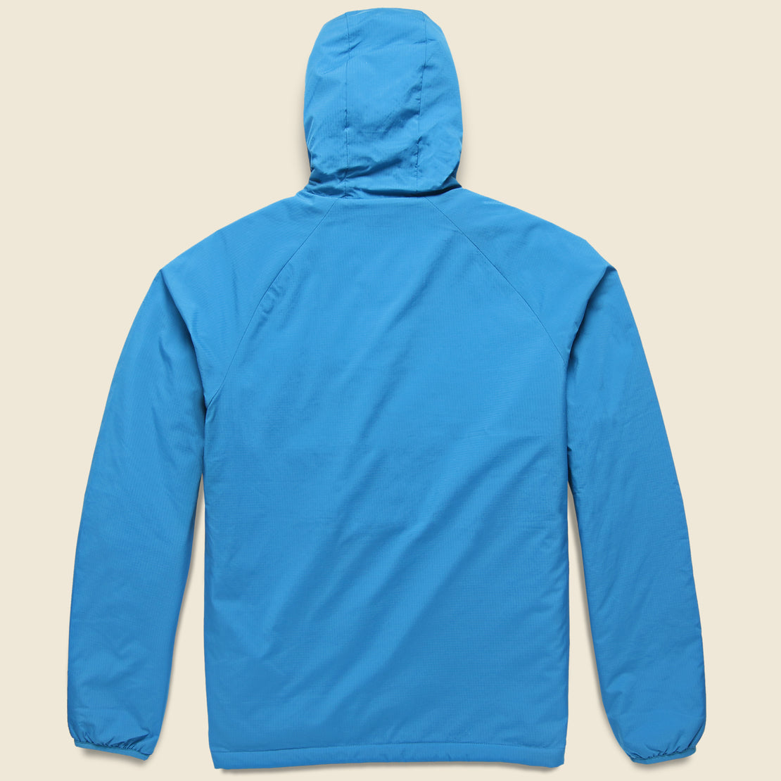 Puffer Zip Jacket - Blue