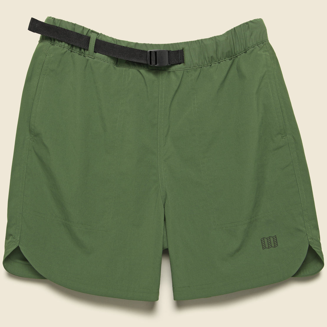 Topo Designs River Shorts Lightweight - Olive