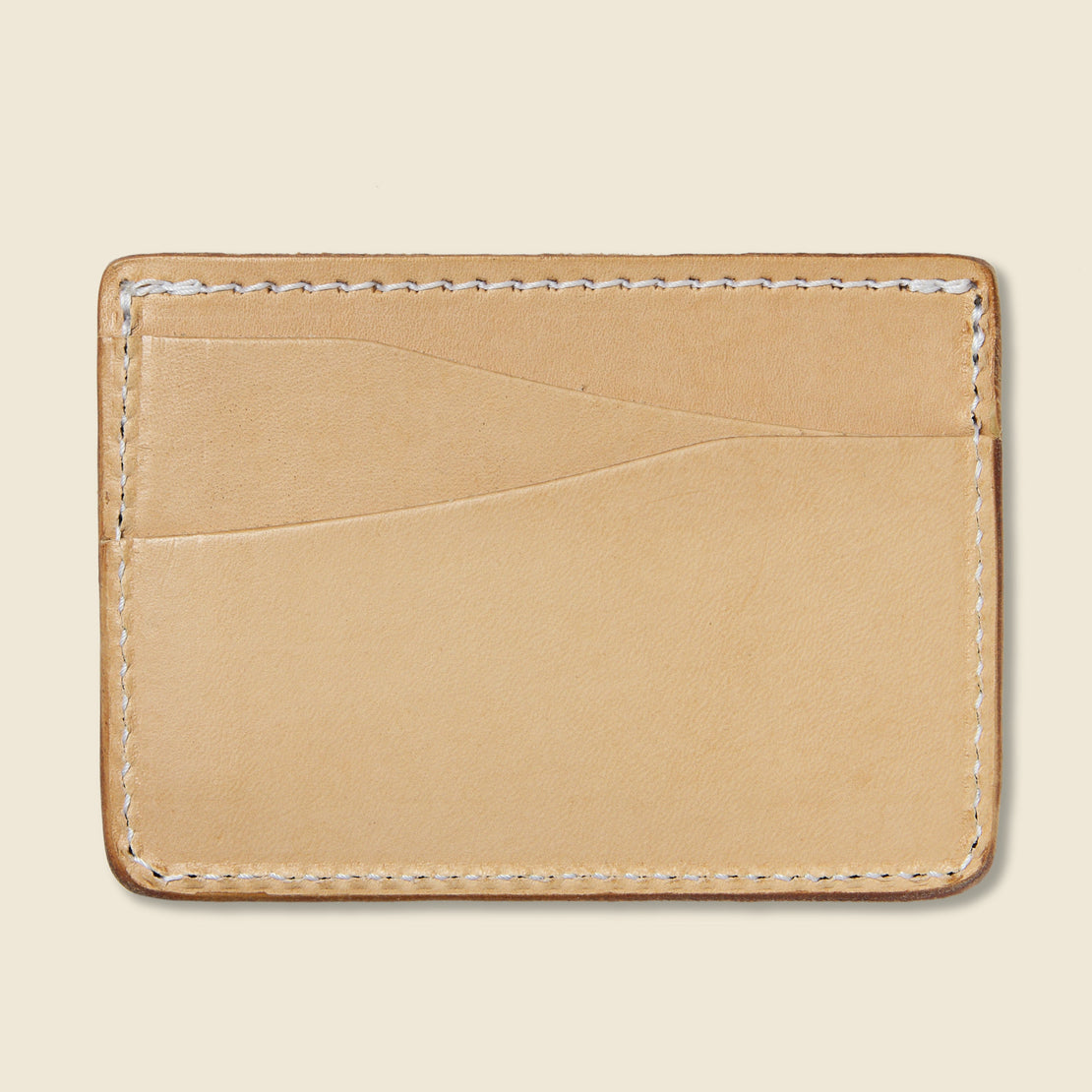 Journeyman Wallet - Natural - Tanner - STAG Provisions - Accessories - Wallets