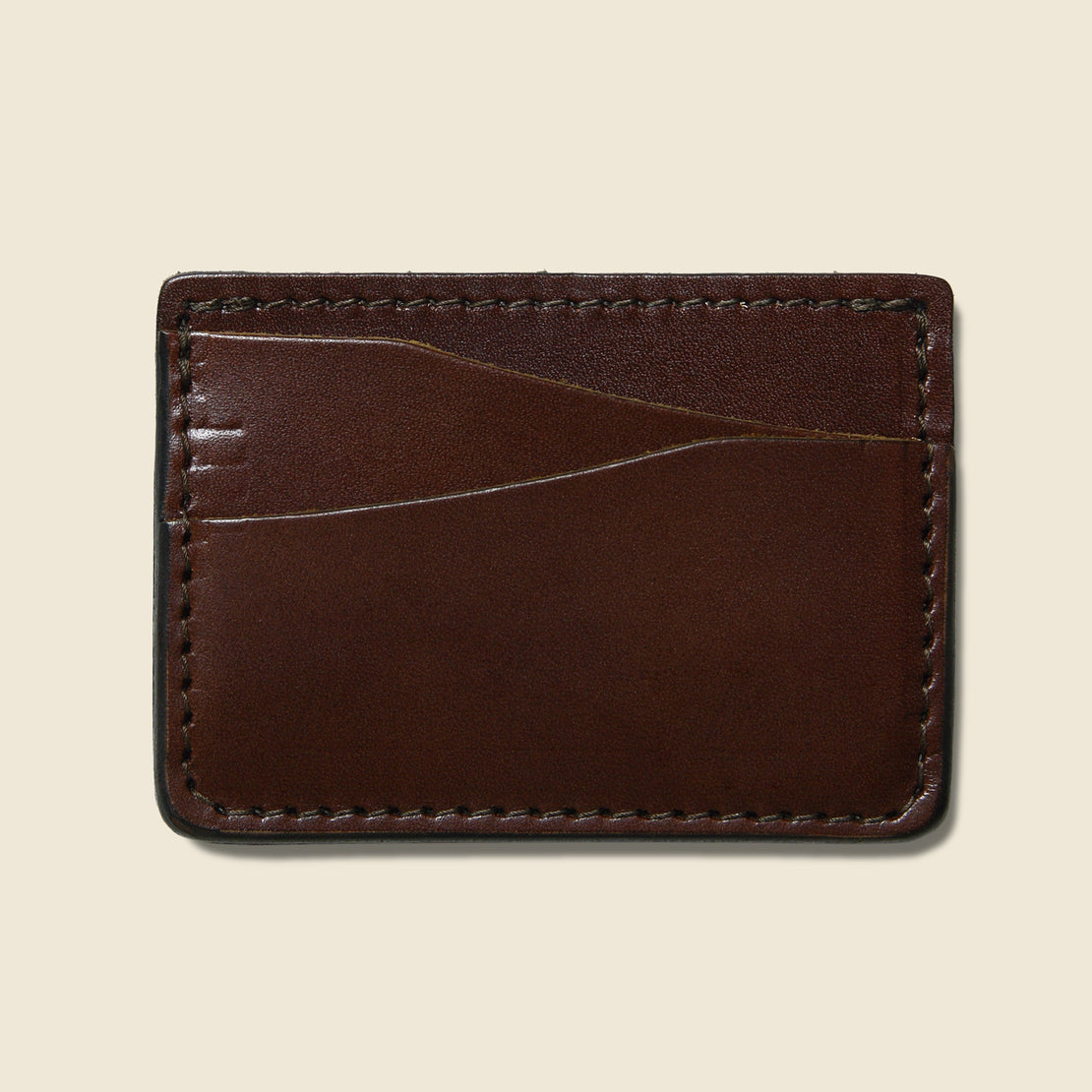 Journeyman Wallet - Cognac - Tanner - STAG Provisions - Accessories - Wallets