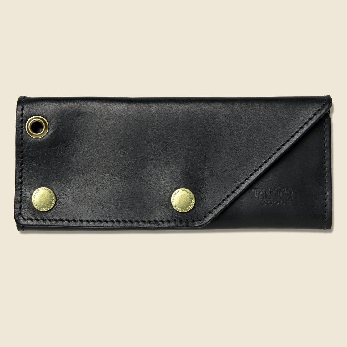Tanner Workman Wallet - Black
