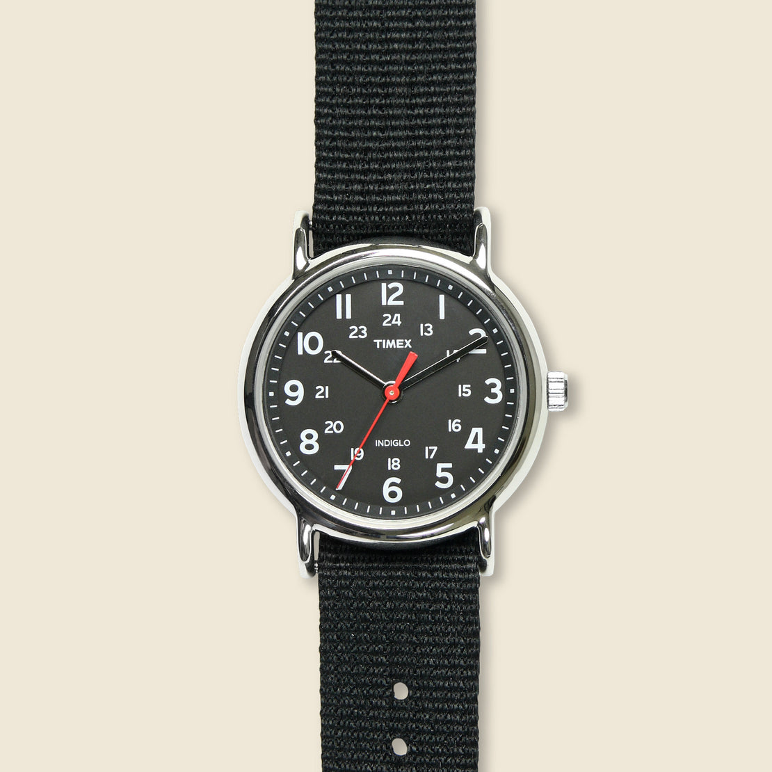 Timex Weekender Watch 38mm - Black