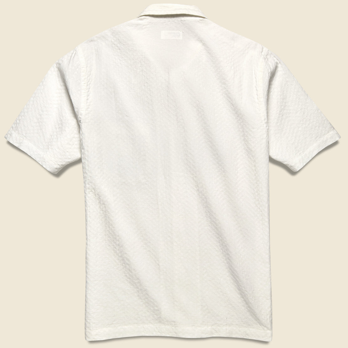 Road Shirt - White Weave