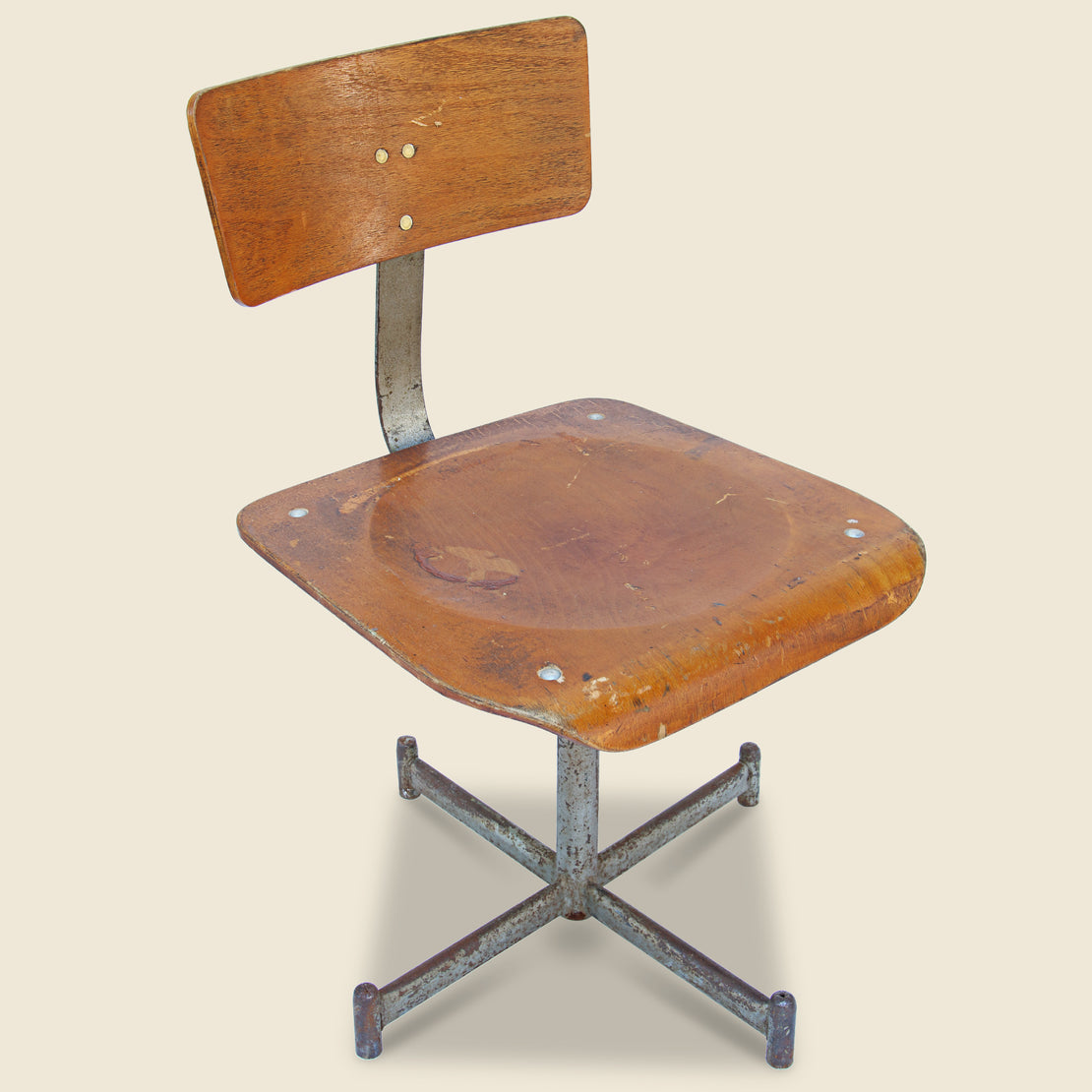 Vintage Mid-Century Lab Chair