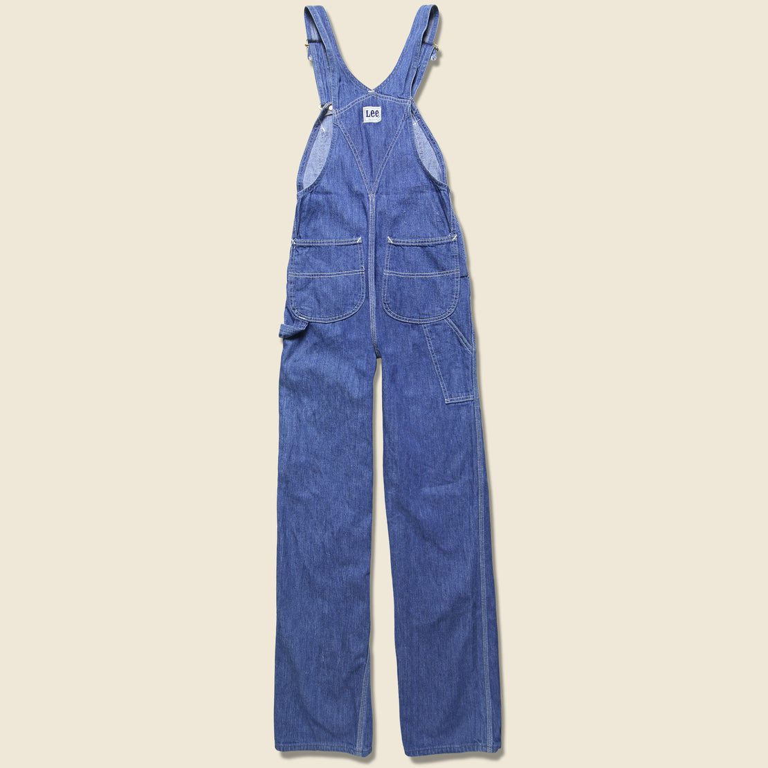 Lee Denim Overalls - Indigo