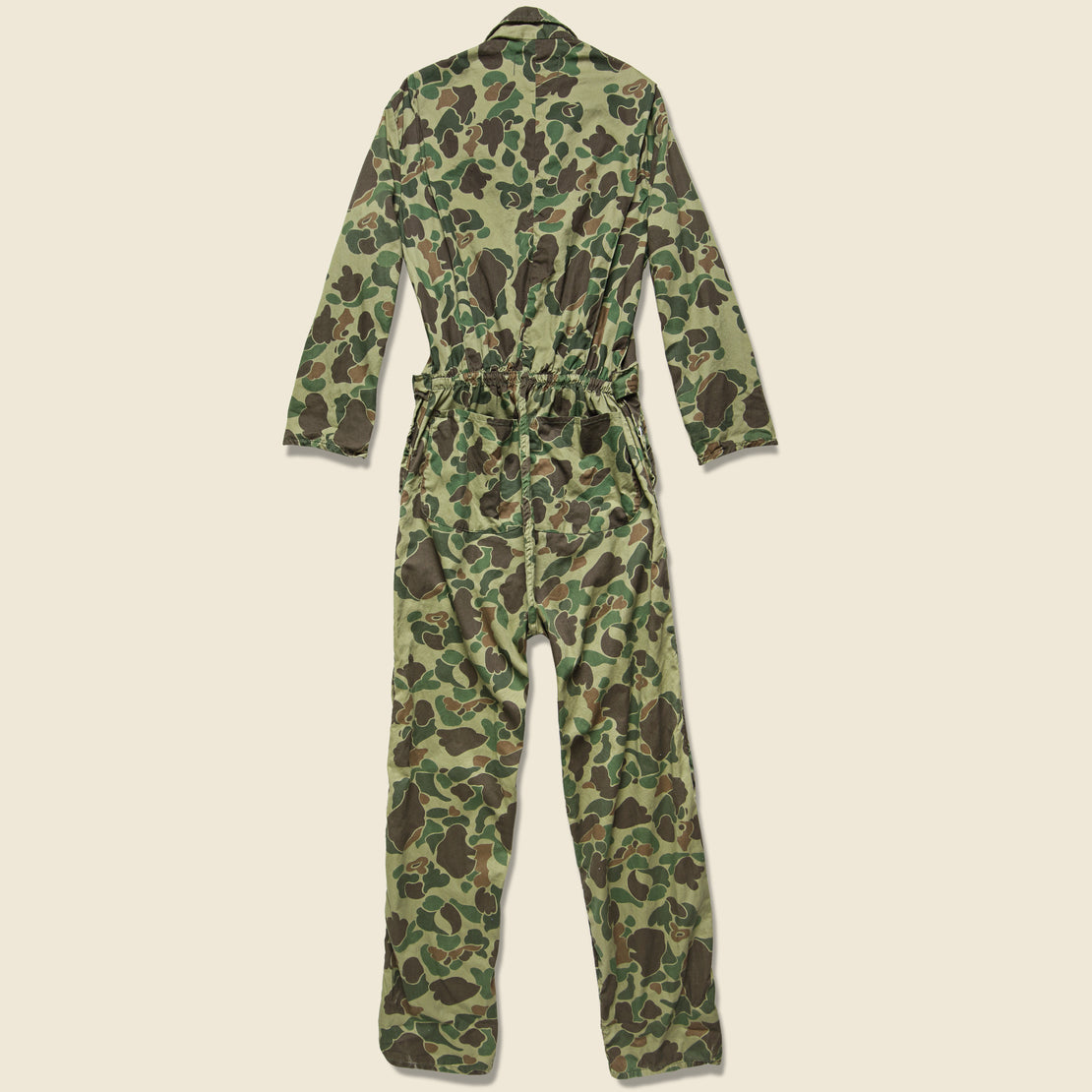 Blacksheep Camo Coveralls - Olive Drab