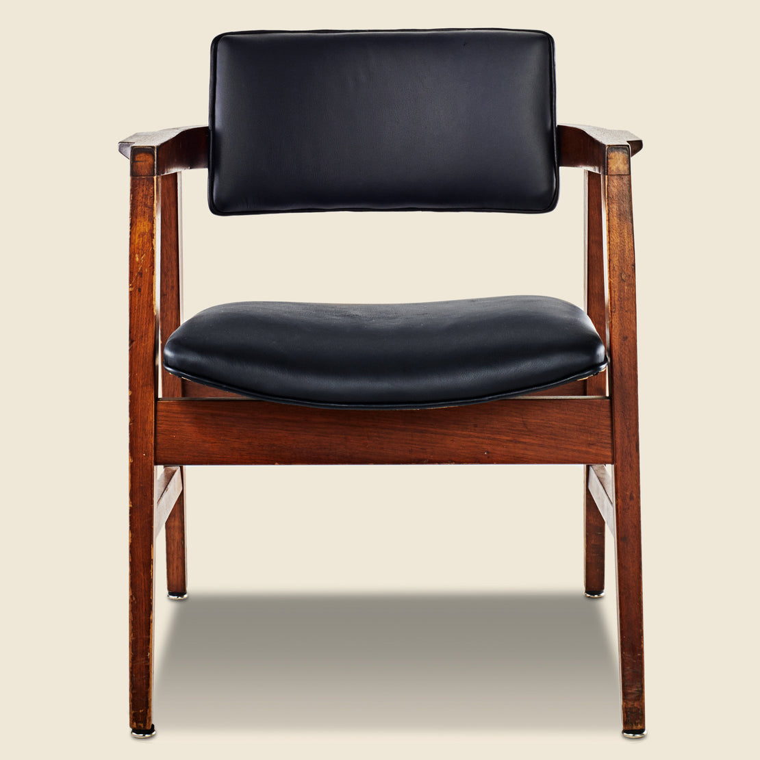 Mid-Century Gunlocke Chair - Vintage - STAG Provisions - Furniture - Chair