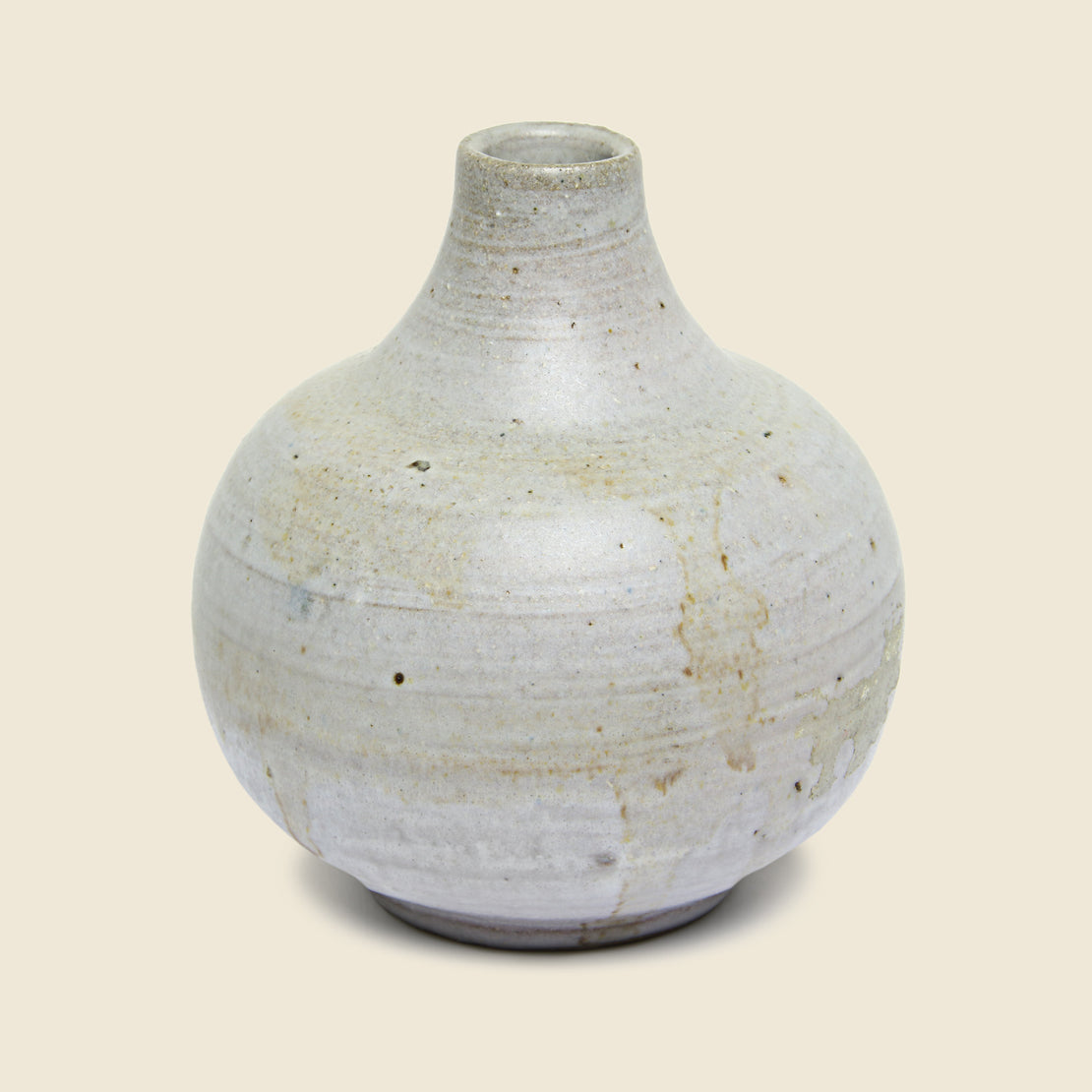 Mid-Century Hand Thrown Studio Pottery - Small Vase - Vintage - STAG Provisions - Gift - Art