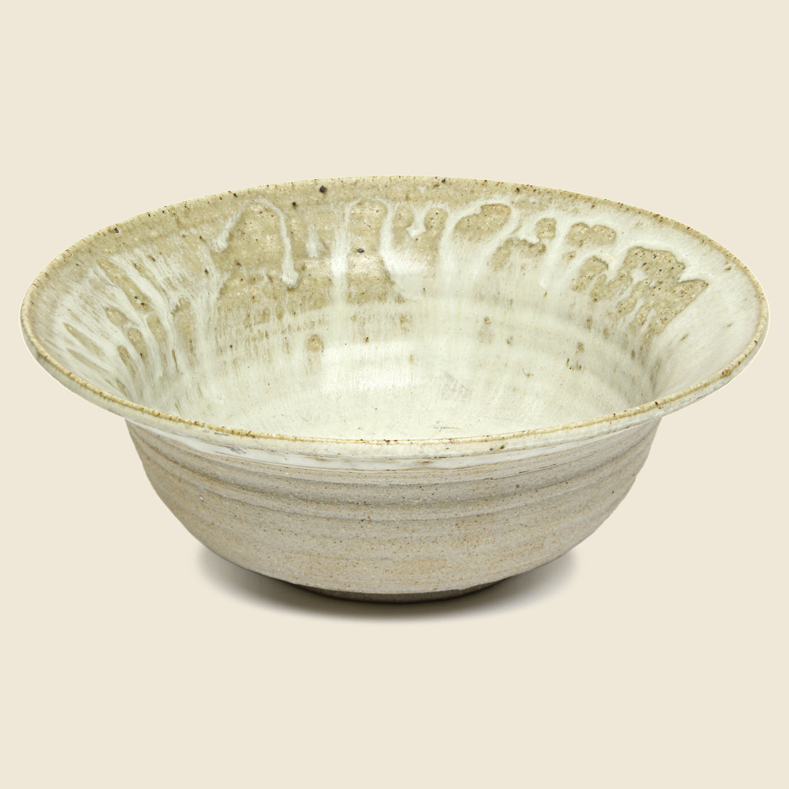 Art Gallery Mid-Century Hand Thrown Studio Pottery - Medium Bowl