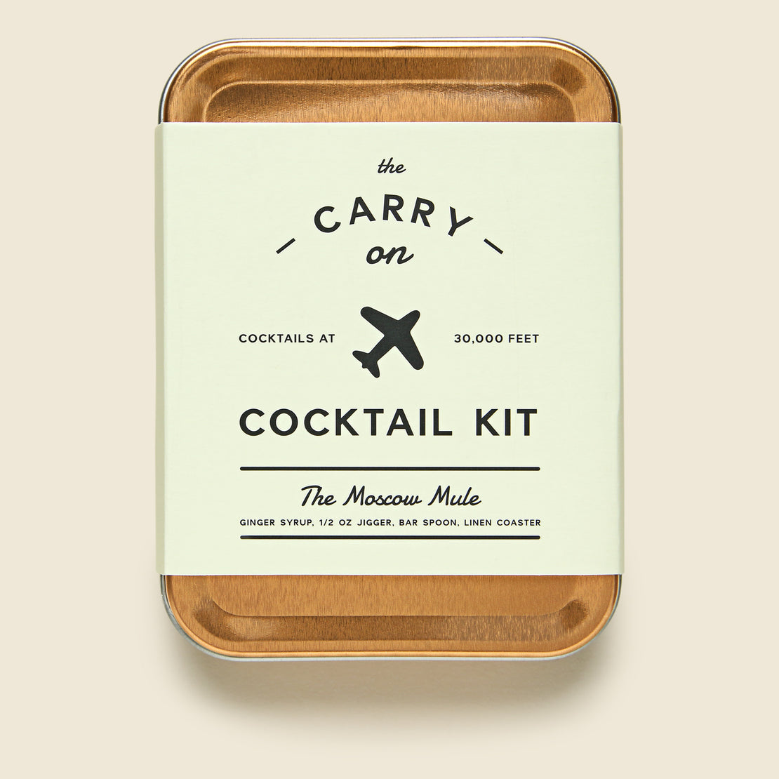 Barware Carry On Cocktail Kit - Moscow Mule