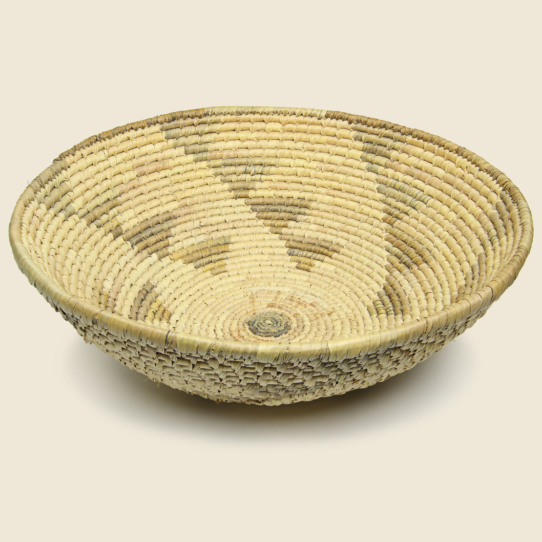 Papago-Style Native American Basket - Vintage - STAG Provisions - One & Done - Art
