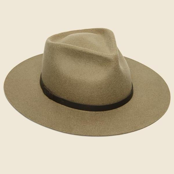 Yellow 108 Dylan Hat - Putty