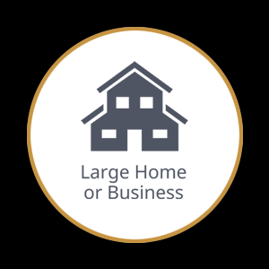 Large Home or Business