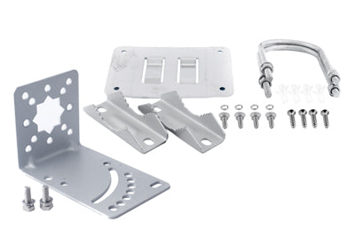 Picture of the mounting kit for weBoost Connect 4G signal booster