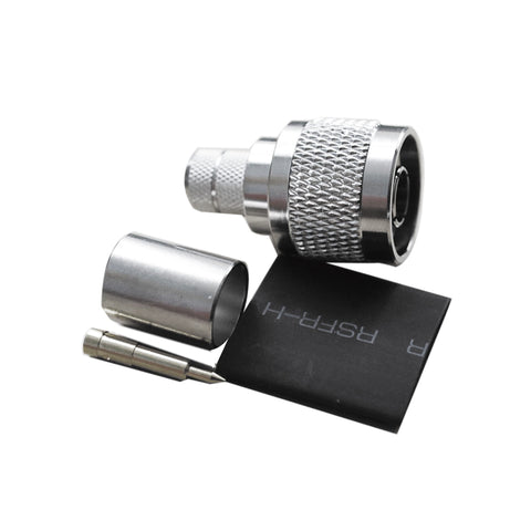 SureCall Crimp Connector for SC400 Cable - N Male