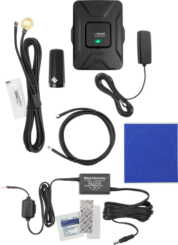 WeBoost Drive 4G-X Fleet In-Vehicle Signal Booster Kit - 470221F