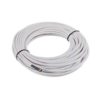 Wilson Cable 2' white RG6 Cable for weBoost Connect and Home Boosters