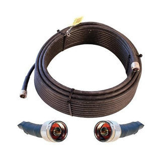 Wilson Cable 60' LMR400 Cable w/ N-Male to N-Male Connector