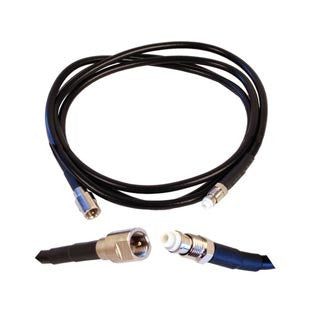 5 ft. RG58 Low Loss Foam Coax Cable (SMA Female - SMA Male)