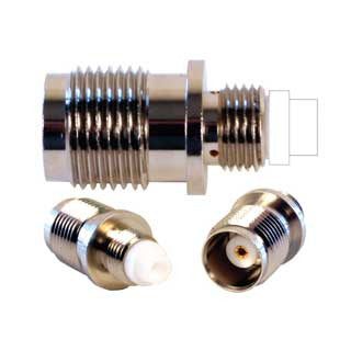 Wilson cable connector FME female - TNC female